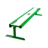 Transformer Rail 6ft bench emerald