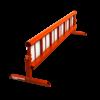 Transformer Rail 6ft Round Orange