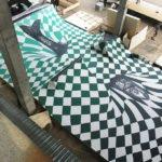 Zuk Club Paints Skatepark in Moscow Designboom