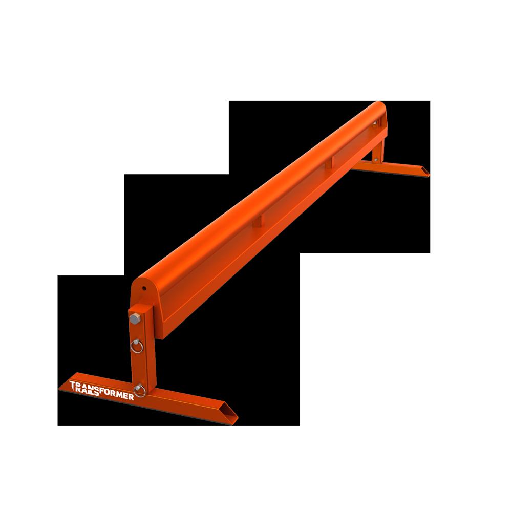 TR-Flip-Rail-6ft-Round-Orange-O