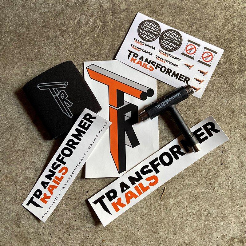 Transformer Rails Swag Pack 1
