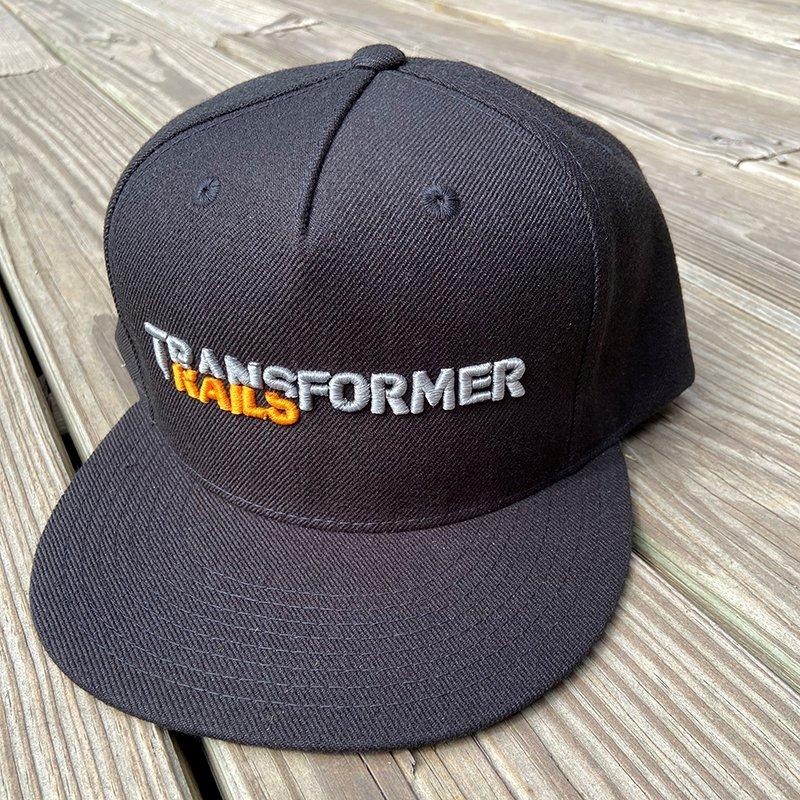 Transformer Rails Workmark Hat