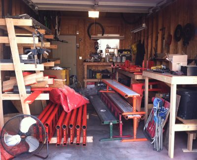 Original Workshop - Transformer Rails